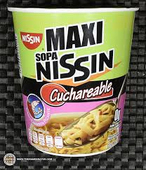 cuisine maxi meet the manufacturer 2336 nissin maxi sopa nissin cuchareable