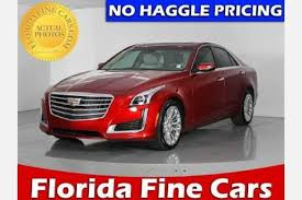 used cadillac cts prices used cadillac cts for sale in port fl edmunds