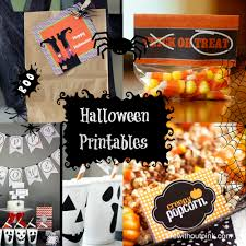 Printables Halloween by 10 Halloween Printable Templates Life Without Pink