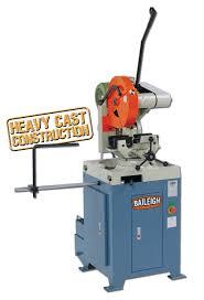 non ferrous metal cutting saw cs 355m baileigh industrial