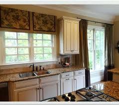Kitchen Curtain Patterns Inspiration Kitchen Valances Ideas Valances At Target Window Valance Ideas