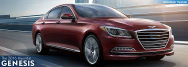 learn more about the stylish new 2016 hyundai genesis sedan in