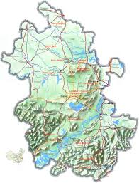 Map Of Shanghai China by Transportation Map Of Anhui Huangshan Transportation