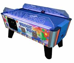 Arctic Wind Air Hockey Table by Air Hockey Tables Quality New U0026 Used Game Room Guys
