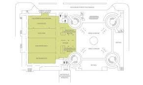 level floor los angeles conference center floor plans the westin bonaventure
