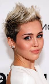 haircuts for round face thin hair 2015 womens short funky hairstyles trend hairstyle and haircut ideas