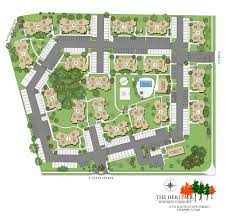 Floor Plan Websites The Heritage Apartments At Draper American Housing Partners