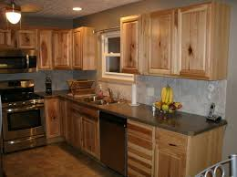 Discount Hickory Kitchen Cabinets Hickory Kitchen Cabinets And Flooring Home Design Ideas