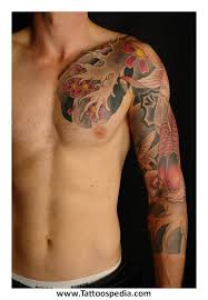 japanese chest tattoos 2