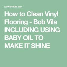 the 25 best cleaning vinyl floors ideas on vinyl
