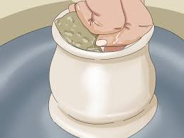 throwing a pot how to throw a pot 11 steps with pictures wikihow