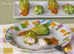 ricette con fiori di zucchina al forno fiori di zucca ripieni al forno ricetta il chicco di mais