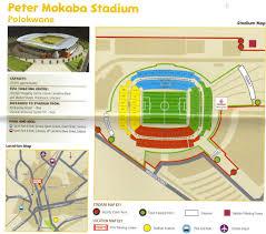 peter mokaba stadium polokwane football polokwane soccer