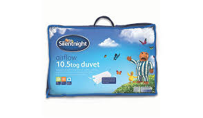 Silent Night Duvet Silentnight Freshflow 10 5 Tog Duvet Duvets U0026 Pillows George