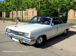 opel diplomat am i going mad or not see link