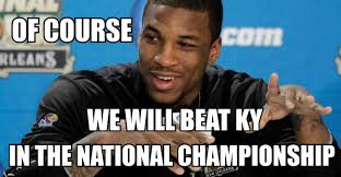 Basketball Memes - kentucky basketball memes nostradamus thomas at it again