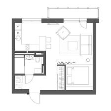 Tiny Apartment Floor Plans 39 Best Studio Floorplans Images On Pinterest Small Apartments