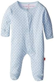 magnificent baby baby boys footie clothing