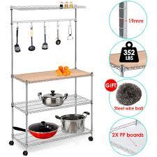 walmart microwave carts and stands kitchen island cart walmart
