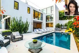 Kourtney Kardashian House Interior Design by Inside The Kardashian Family U0027s Homes