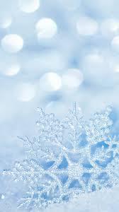 winter snowflake iphone 7 plus wallpaper wallpapers pinterest