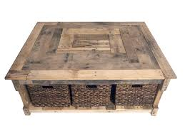 Rustic Square Coffee Table With Storage Rustic Square Coffee Table With Storage Best Gallery Of Tables
