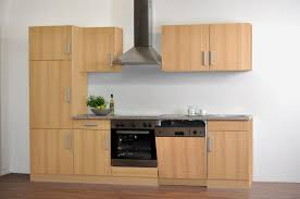 küche kiefer hangeschrank kuche cm kuchen poco hoffner x beleuchtung grau