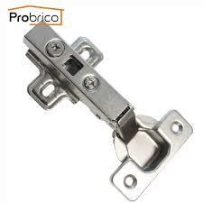 what size screws for kitchen cabinet door hinges probrico 1 pcs overlay kitchen cabinet hinges concealed furniture cupboard door hinge furniture hardware