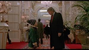 donald trump home alone 2 lost in new york 1992 youtube