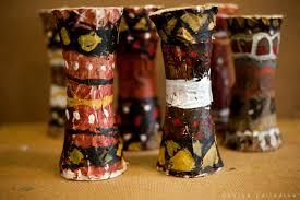 african drum art at arbor