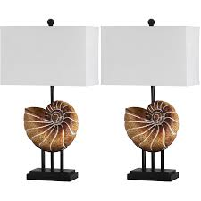 signature design by ashley l123884 niobe table lamp set of 2