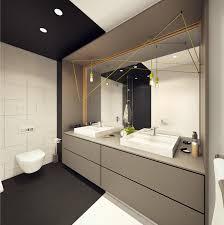 bathroom washer bathroom soap rack black ceramic tile vanity
