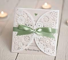 wedding invitations laser cut laser cut invitations ryanbradley co