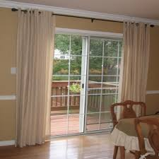 Patio Door Curtains Top 47 Supreme Insulated Patio Door Curtains Sliding Curtain Rod