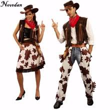 Cowgirl Halloween Costumes Adults Popular Cowboy Women Costume Buy Cheap Cowboy Women Costume Lots