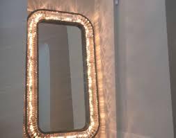 light up floor mirror charming big mirror with lights ideas the best bathroom ideas