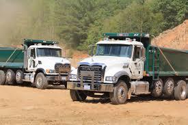 dump trucking and hauling hickory nc