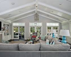 Vaulted Living Room Ceiling Vaulted Ceiling Lighting Houzz