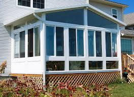 a frame style house a frame style sunrooms cape cod care free sunrooms