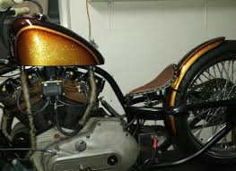 candy paint harley davidson sportster root beer youtube