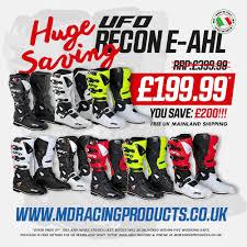 ufo motocross boots riderchoice on topsy one