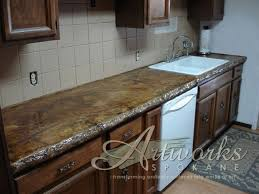 cement countertops poured concrete countertop cement countertops kitchen divine