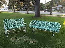 Vintage Homecrest Patio Furniture - residential cfr patio