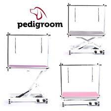 best electric grooming table 10x foldable stainless steel non slip portable dog grooming table