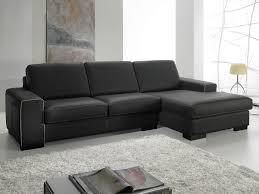 canapé d angle carré canapé d angle droit cuir de vachette anthracite angle