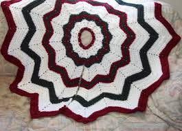 free patterns for christmas tree skirts home decorating