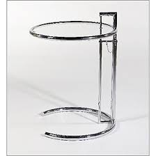 Eileen Gray Side Table by Euro Style 08011 Eileen Gray Table Hannibal Level Fancy