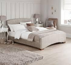 5ft Bed Frame Serene Kingsize Fabric Bed Frame Bedstar