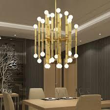 Rectangular Chandelier Bronze Jonathan Adler Meurice Rectangular Chandelier Bamboo Droplight