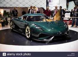 koenigsegg geneva geneva switzerland march 7 2017 koenigsegg regera sports car
